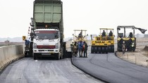 Lagi Masa Pandemi, Konstruksi Tol Trans Sumatera Jalan Terus
