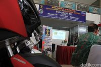 Koperasi Pengayoman Pegawai Kementerian Hukum dan HAM (KPPDK) menjalin kerjasama dengan Yamaha