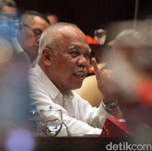 Kesan Basuki ke Para Menteri: Darmin Sip, Sri Mulyani Top