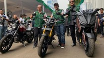 Konvoi Bareng Menaker, BPJS TK Promosikan Safety Riding