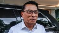 Moeldoko Jawab Kritik ke Jokowi soal Banjir di Kalsel