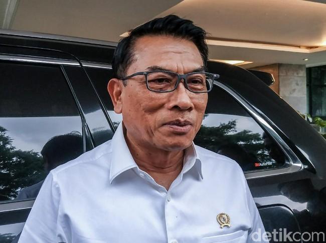 Pamitan, Moeldoko Beberkan 5 Tahun Jokowi Ada MRT-Tol Sumatera
