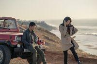 Suzy dan Lee Seung Gi di drama Vagabond