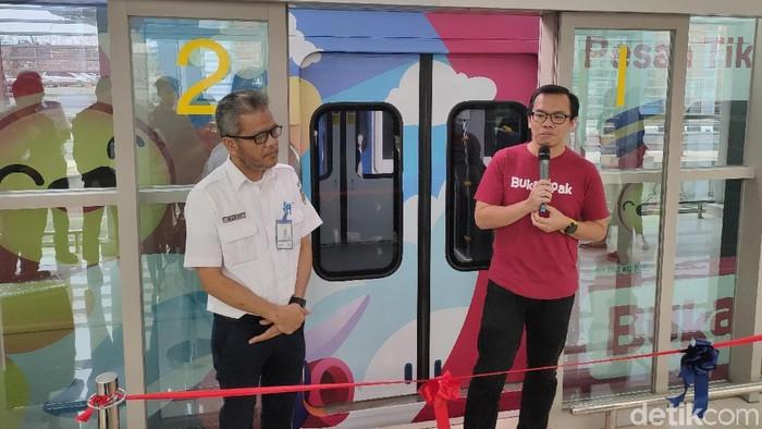 Foto: Virgina Maulita Putri/detikINET