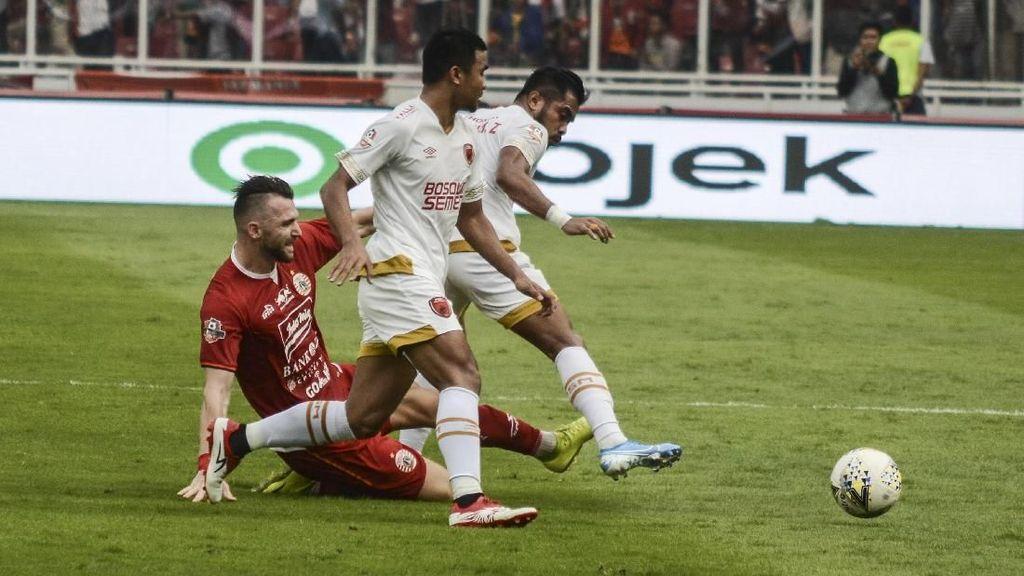 Rivky Mokodompit Gemilang, Persija Vs PSM Berakhir 0-0