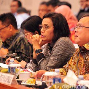 Rapat Dengan Sri Mulyani, Anggota DPR Minta Anggaran Perbaiki Lift
