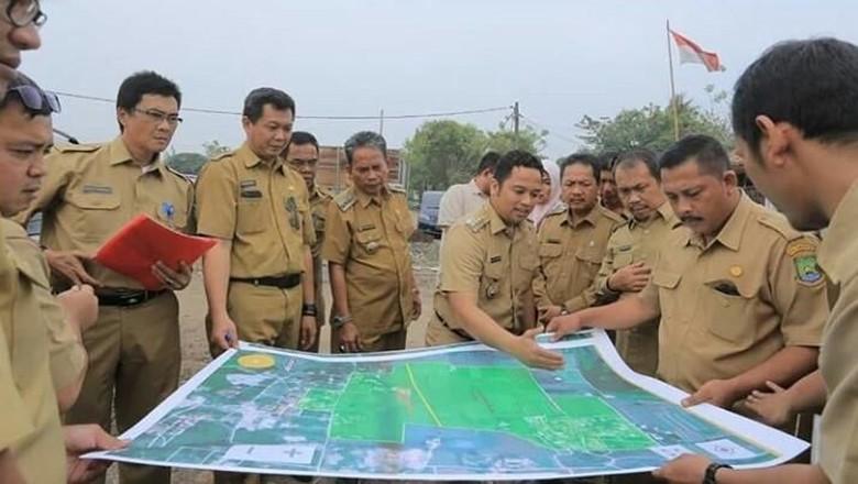 Pemkot Tangerang Akan Bangun Sport Center di Cipondoh
