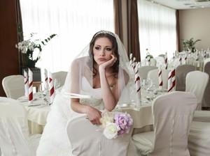 Minta Tamu Undangan Tutupi Tato di Pernikahan, Pengantin Wanita Ini Dikecam