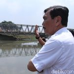 Luhut Jengkel Rencana Pengembangan Pelabuhan Kuala Tanjung Semrawut