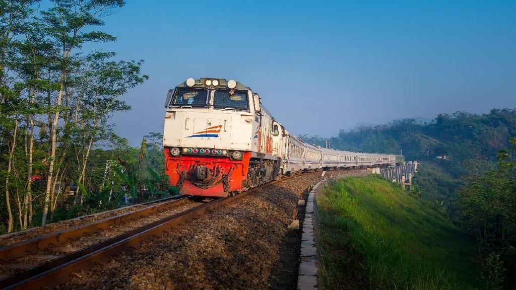 KAI Terapkan Gapeka 2019, Jadwal Kereta Api-Nama Stasiun Alami Perubahan
