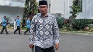 Ridwan Kamil Usul Konsep Ibu Kota Baru ke Jokowi, Contohkan Washington DC