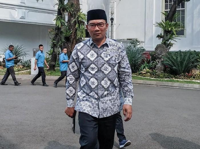 Gubernur Jabar Ridwan Kamil (Foto: Andhika Prasetia/detikcom)