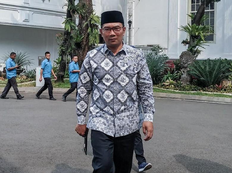 Ridwan Kamil Tunggu Petunjuk Kemendagri Soal Pemilihan Sekda Jabar