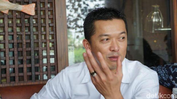 Ketua SGS PLN Bandung, Taufik Hidayat