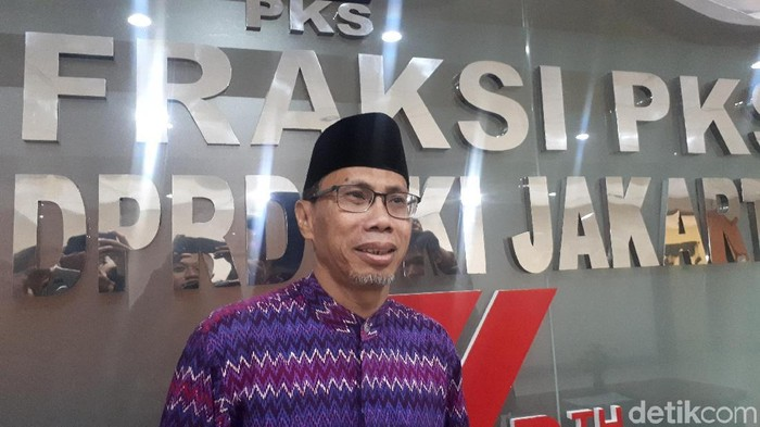 Ketua Fraksi PKS DPRD DKI Jakarta, Mohammad Arifin
