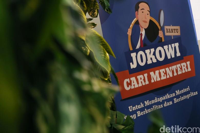 FGD Pakar Bantu Jokowi Cari Menteri Berlanjut ke Hari Kedua