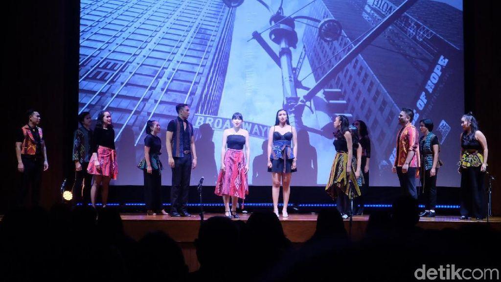 Indonesia Menuju Broadway Unjuk Gigi Perdana di Jakarta