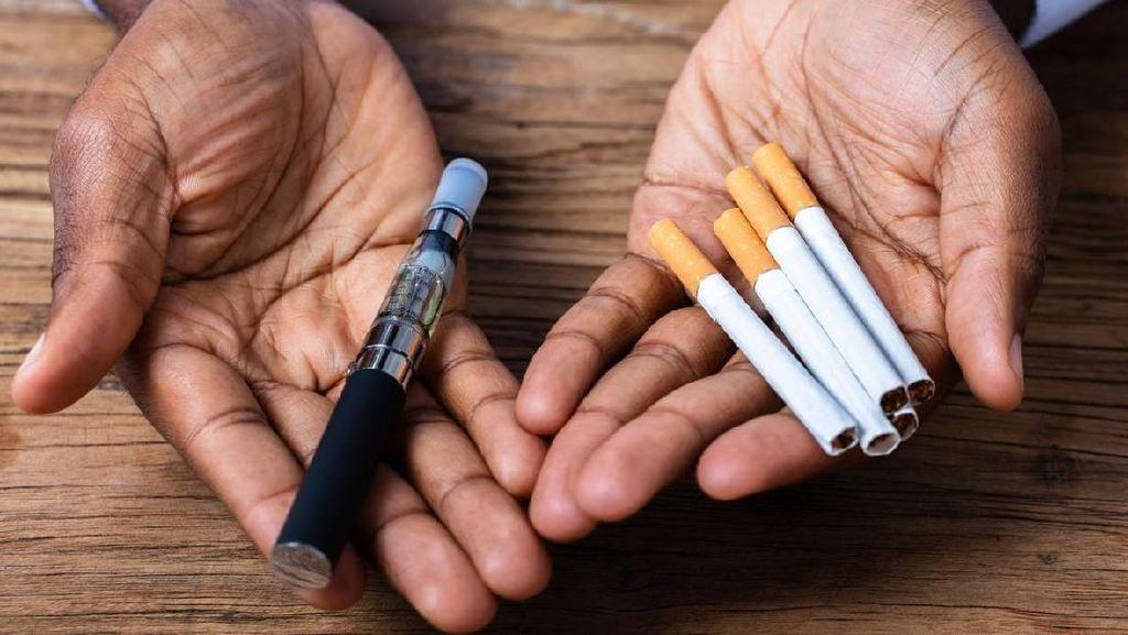 Tarif Cukai Rokok Naik, Makin Banyak yang Pindah ke Vape?