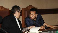 Novanto Pakai Novum Keterangan Agen FBI untuk Ajukan PK