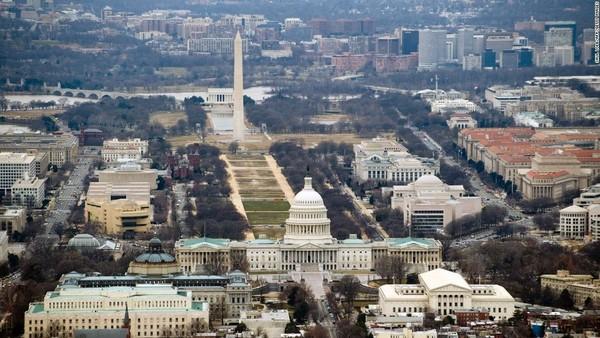 Washington, D.C menempati peringkat ke-41. Foto: (CNN)