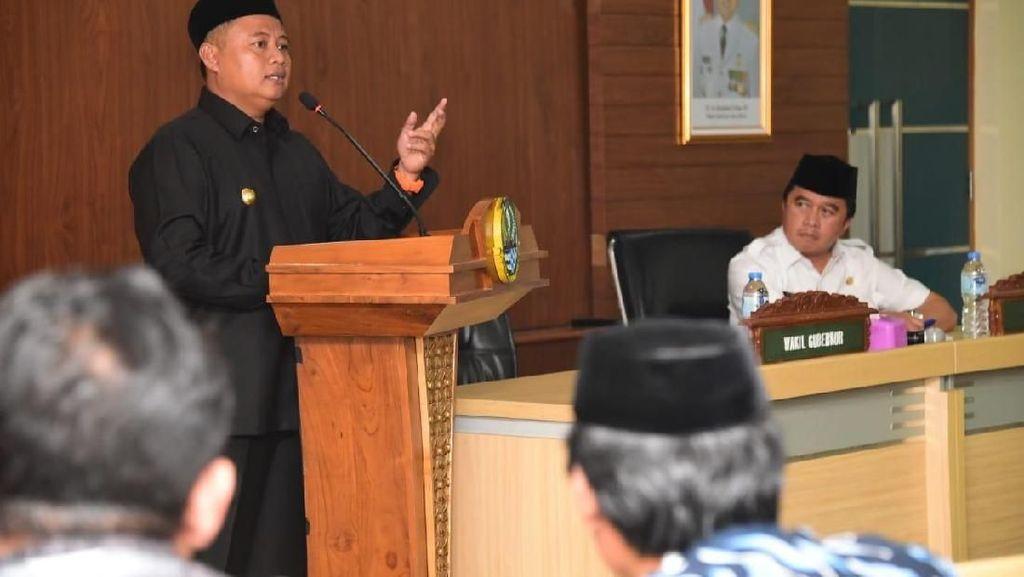 Wagub Jabar Harap Kades Bawa Perubahan Bagi Desa