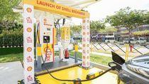 Shell Bakal Buka Tempat Ngecas Kendaraan Listrik