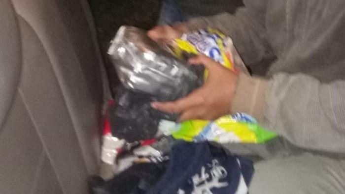 Barang bukti satu kilogram sabu yang disita BNN Jabar. (Foto: DOK.BNN Jabar)