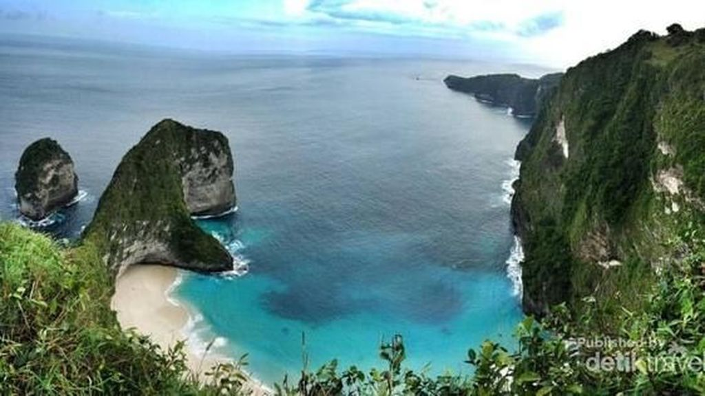 Nusa Penida Makin Menarik untuk Wisata Religi Warga Bali