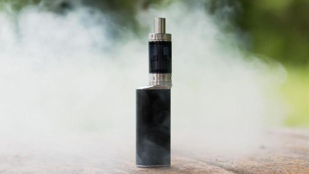 Soal Liquid Vape Berisi Narkoba, Vaper: Jangan Salahkan Vapenya