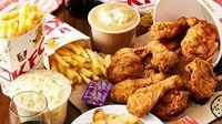 KFC Uji Coba Peluncuran 'Fried Chicken' Nabati Berbahan Kedelai