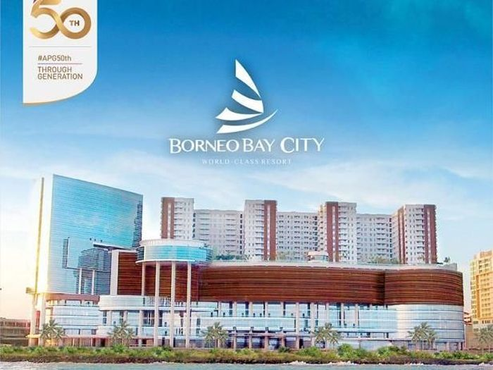 Borneo Bay City, Apartemen yang Viral di Ibu Kota Baru/Foto: Borneo Bay City