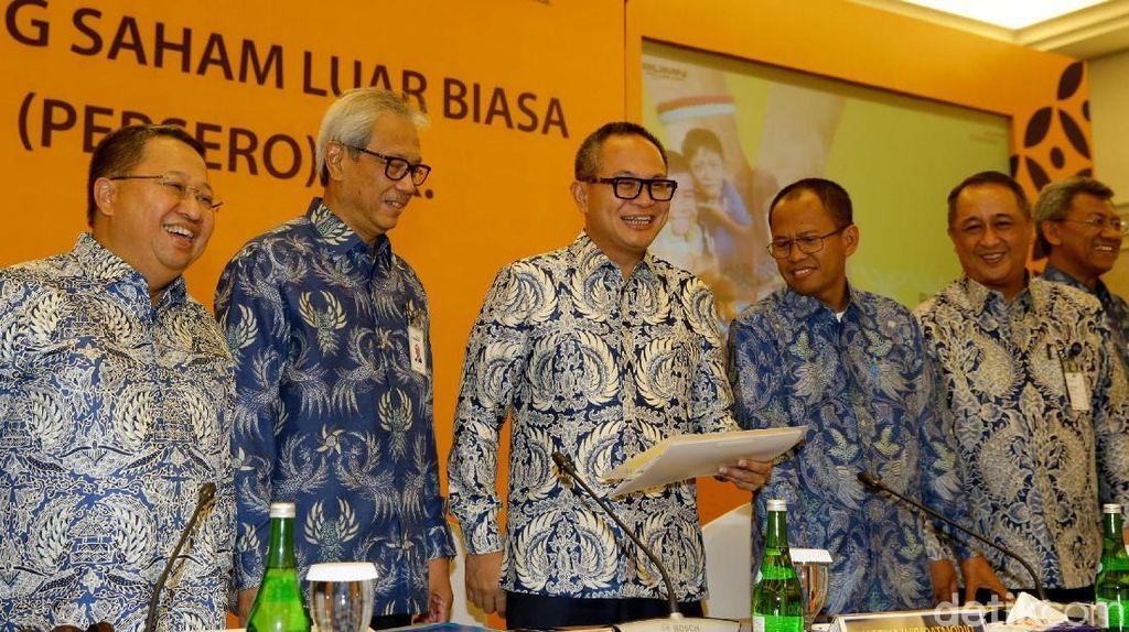 Komisaris Bank Mandiri Dirombak, Rionald Silaban Geser Askolani