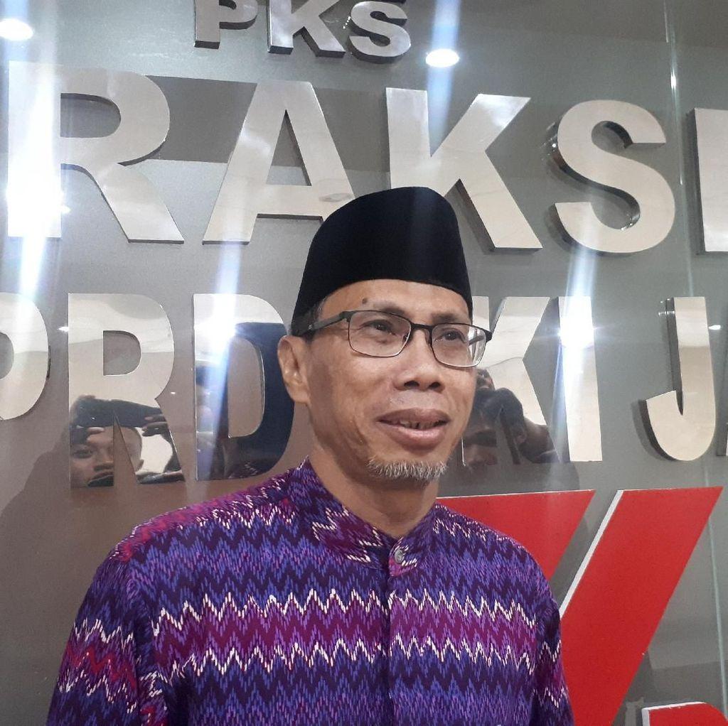 Beda dengan Gerindra, PKS Belum Berniat Evaluasi 2 Cawagub DKI