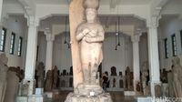 Koleksi arca Museum Nasional (Tasya/detikcom)