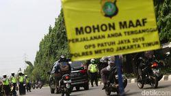 4 Hari Operasi Patuh Jaya 2019, Polda Metro Tindak 27.169 Pengendara