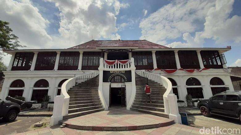 Peninggalan-peninggalan Kerajaan Sriwijaya (Raja Adil Siregar/detikcom)