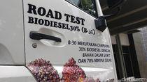 Hasil Uji BBM B30 Diumumkan, Diklaim Lebih Ramah Lingkungan
