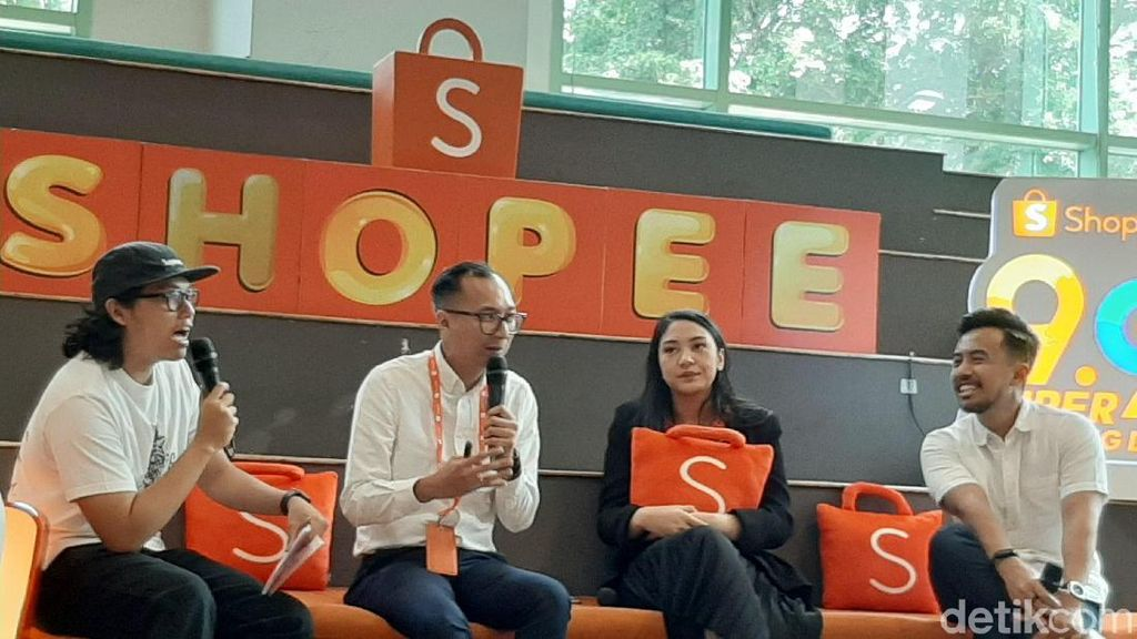 Inovasi Jadi Andalan Shopee dalam Festival Belanja Tahunan