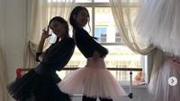 Gadis berusia 24 tahun itu awalnya merupakan seorang penari profesional.Dok. Instagram/margaretqualley