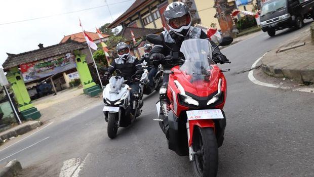 Honda ADV 150, 'Wajah Rambo tapi Hati Rinto'
