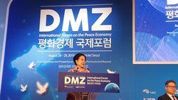 Megawati Minta Korsel-Korut Selesaikan Konflik Lewat Musyawarah Mufakat