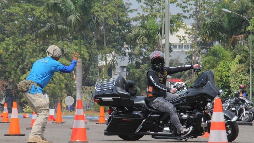 Kumpul di Bandung, Ratusan Bikers Moge Bakal Keliling Naik Bandros