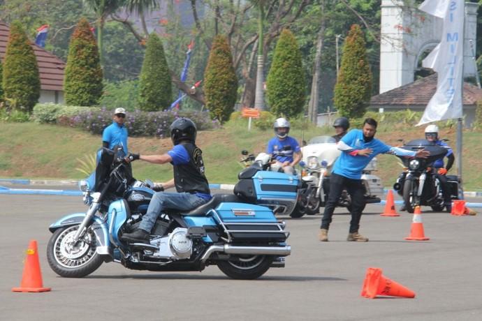 Anak Moge Belajar Safety Riding