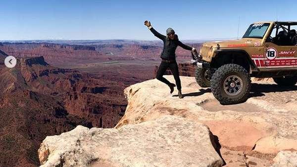 Jessi Combs Tewas saat Pecahkan Rekor Wanita Tercepat di Darat