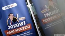 Ini Calon Menteri Pilihan Detikers yang Dipanggil Jokowi