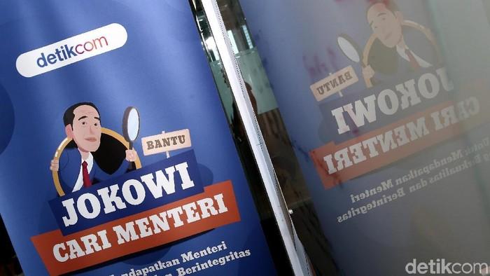 Bantu Jokowi Cari Menteri (Foto: Muhammad Ridho)