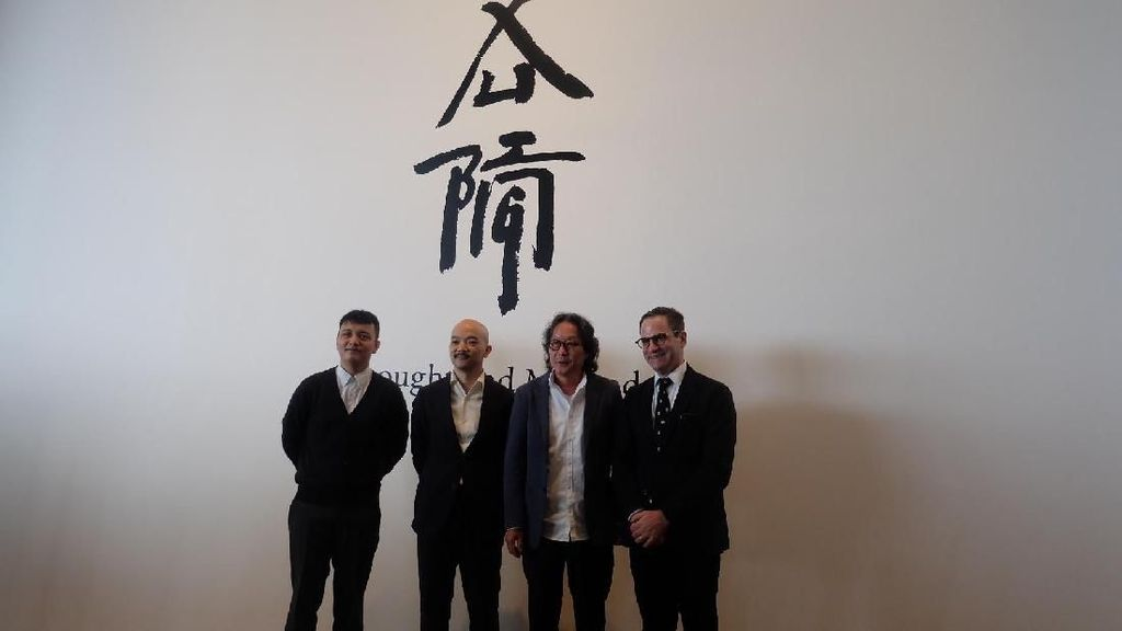 Retrospektif 4 Dekade Xu Bing Hadir di Museum MACAN