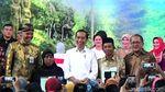 Jokowi Bagi-bagi Sertifikat di Purworejo