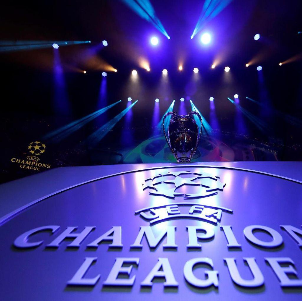 Liga Champions Tak Terlewat, Subuh pun Tidak Telat