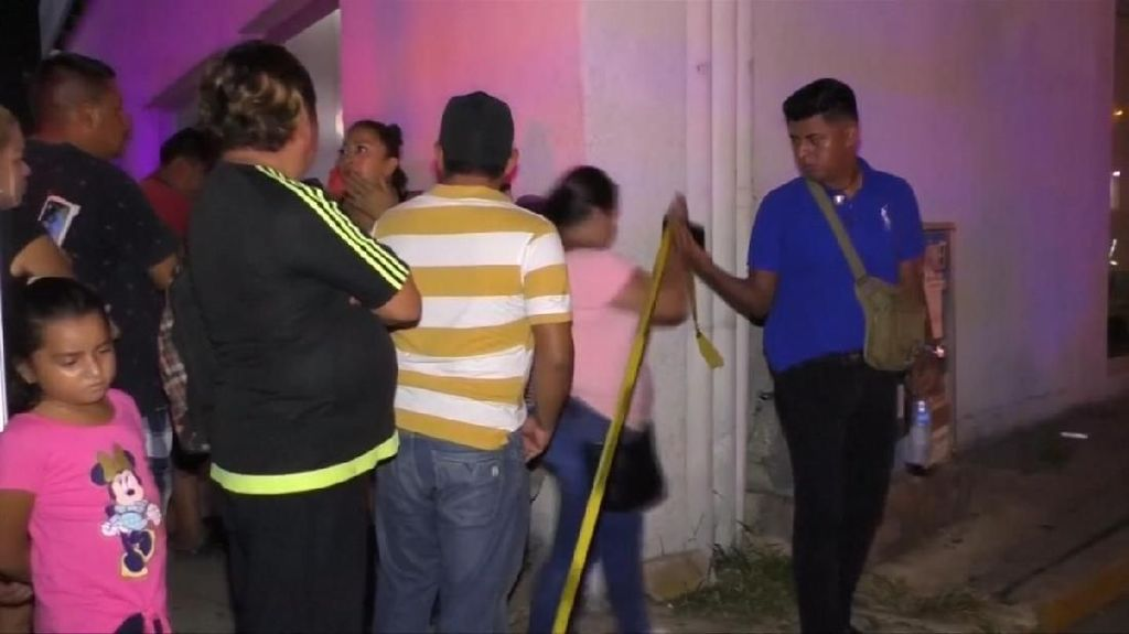 25 Orang Tewas dalam Serangan Klub Malam di Meksiko